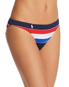Polo Ralph Lauren Block Sail Hipster Bikini Bottom - Bloomingdale's_0