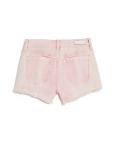 BLANKNYC - Girls' Faded Denim Shorts - Big Kid