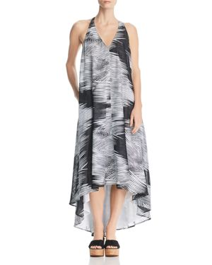 Kenneth Cole Racerback High/Low Maxi Dress 3005053