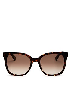 kate spade new york - Women's Kiya Square Sunglasses, 53mm
