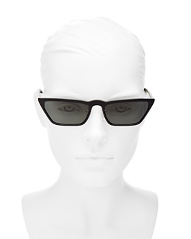 Prada - Women's UltraVox Slim Cat Eye Sunglasses, 58mm