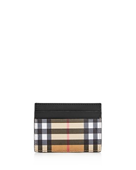 the latest c1dc9 07f64 Burberry Mens Wallet - Bloomingdale's