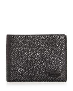 Salvatore Ferragamo - New Firenze Leather Bi-Fold Wallet