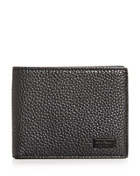 Salvatore Ferragamo - New Firenze Leather Bi-Fold Wallet