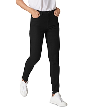 Whistles Skinny Jeans in Black-Women