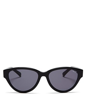 Quay - Women's Rizzo Cat Eye Sunglasses, 49mm