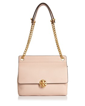 Tory Burch - Chelsea Flap Convertible Leather Shoulder Bag