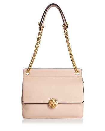 ca82f87d51e0 Tory Burch Chelsea Flap Convertible Leather Shoulder Bag ...
