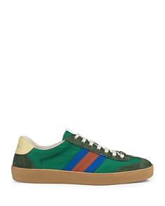 Gucci - Men's Web Sneakers