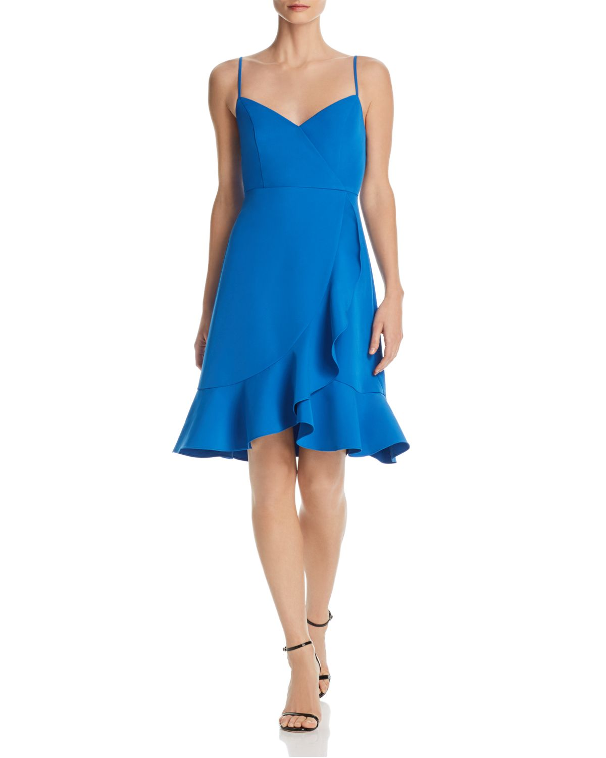 Sale alerts for  Flounced Crossover Dress - 100% Exclusive - Covvet