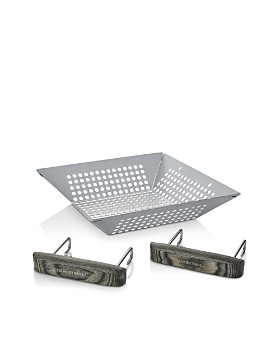 Schmidt Brothers - BBQ Ash Square Grill Basket