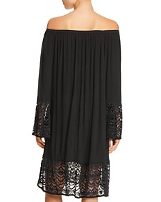 Muche et Muchette - Miles Off-the-Shoulder Dress Swim Cover-Up