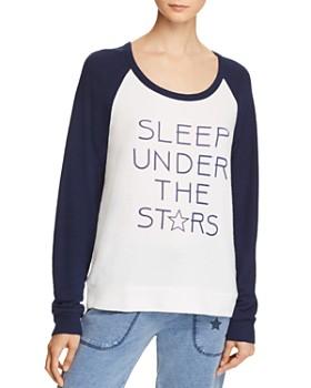PJ Salvage - Sleep Under the Stars Raglan Top - 100% Exclusive