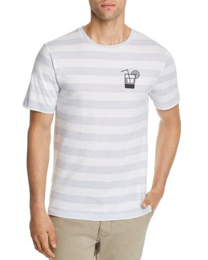 SOVEREIGN CODE COVE STRIPED TEE