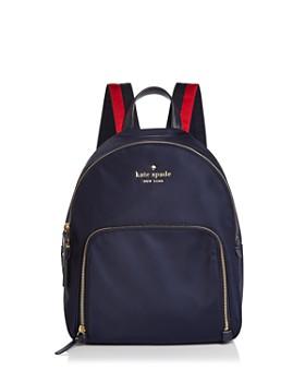 kate spade new york - Watson Lane Hartley Varsity Stripe Nylon Backpack