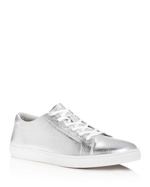 Kenneth Cole Men's Kam Leather Lace Up Sneakers