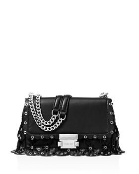 MICHAEL Michael Kors - Sloan Small Leather Chain Shoulder Bag