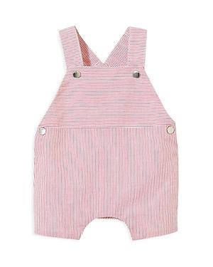 Jacadi Boys Striped Overalls  Baby