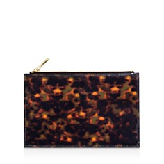kate spade new york Tortoise Pencil Pouch - Bloomingdale's_0