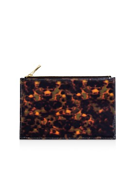 kate spade new york - Tortoise Pencil Pouch