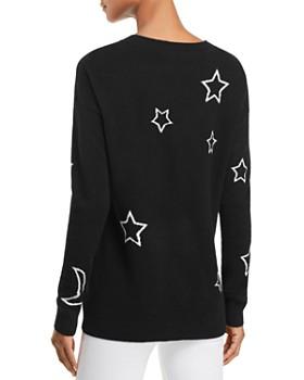 AQUA - Moon & Stars Cashmere Sweater - 100% Exclusive