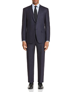 Canali - Sienna Soft Impeccable Plaid Classic Fit Suit - 100% Exclusive