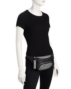 AQUA - Nylon Belt Bag - 100% Exclusive
