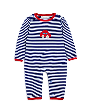 Albetta Boys' Striped Crochet-Car Coverall, Baby - 100% Exclusive
