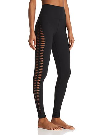 dfc3b79ef0 Alo Yoga Reform Leggings | Bloomingdale's