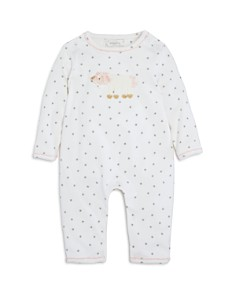 Albetta Girls' Star-Print Crochet-Unicorn Coverall, Baby - 100% Exclusive - Bloomingdale's_0