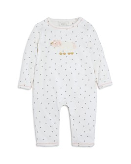 Albetta - Girls' Crochet Unicorn Star-Print Coverall, Baby - 100% Exclusive