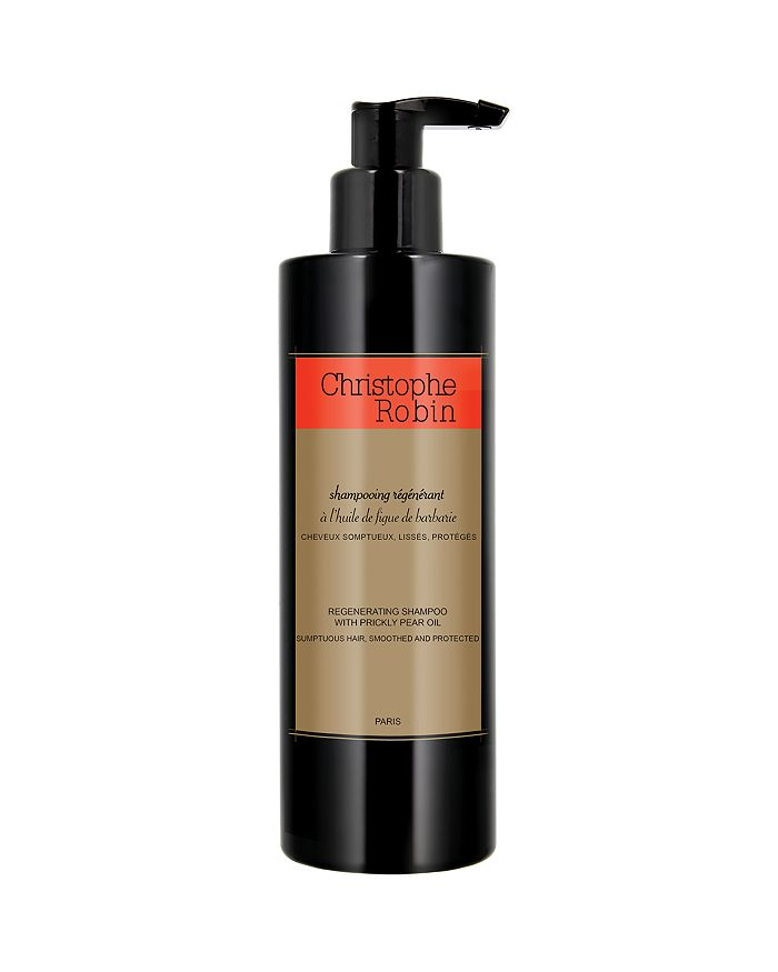 Christophe Robin - Regenerating Shampoo with Prickly Pear Oil 13.3 oz.