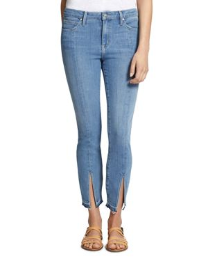 Sanctuary Robbie Split-Hem Jeans in Harley Wash 2990853
