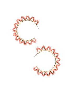 BAUBLEBAR - Mariza Hoop Earrings
