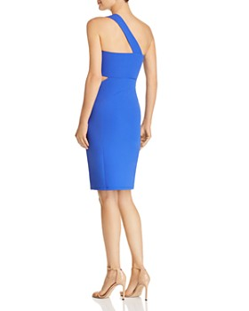 Laundry by Shelli Segal - One-Shoulder Cutout Dress - 100% Exclusive
