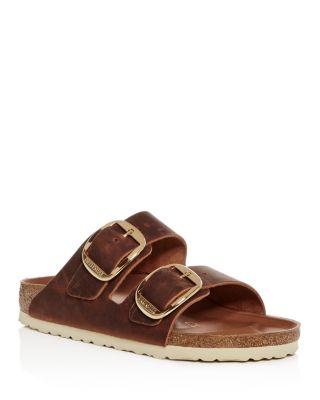 Arizona Big Buckle Slide Sandals