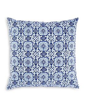 "JR by John Robshaw - Bhita Decorative Pillow, 26"" x 26"""