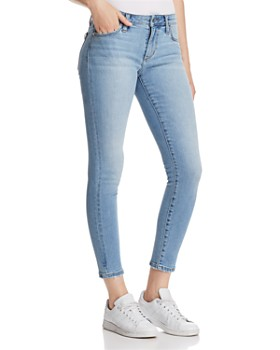 Joe's Jeans - Crop Skinny Jeans in Opal