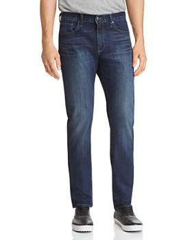 S.M.N Studio - Finn Tapered Slim Jeans in Bowery