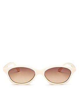 Illesteva - Women's Vilma Square Sunglasses, 52mm