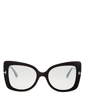 Tom Ford - Women's Gianna Mirrored Square Sunglasses, 54mm