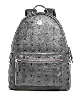MCM - Visetos Medium Stark Studded Backpack