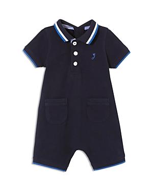 Jacadi Boys Polo Romper  Baby