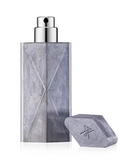 Maison Francis Kurkdjian - Globe Trotter Zinc Edition Travel Spray Case