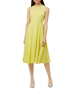 HOBBS LONDON - Emma Fil Coupe Dress