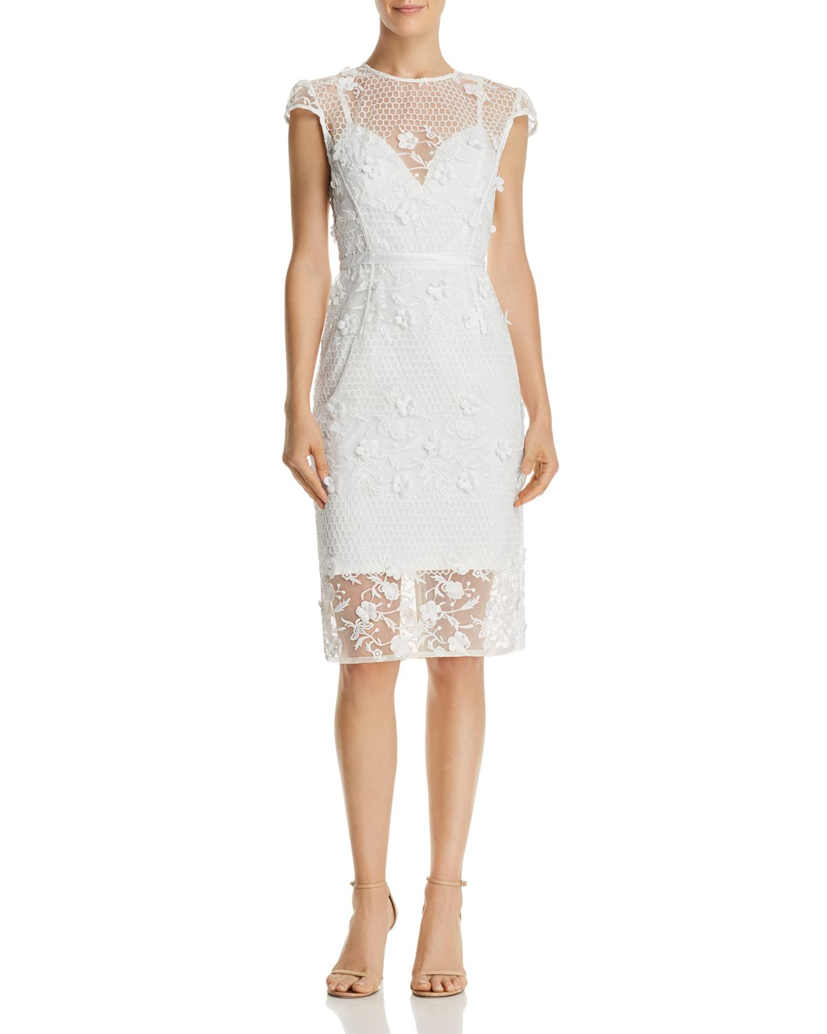 Osa Lace Dress by Bronx And Banco