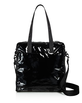 LeSportsac - Gabrielle Medium Shiny Nylon Box Tote