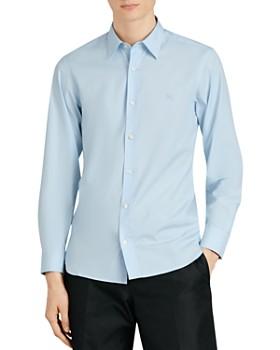 Burberry - William Regular Fit Sport Shirt ... 9e1720a31c111