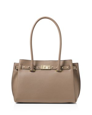 ADDISON MEDIUM LEATHER TOTE