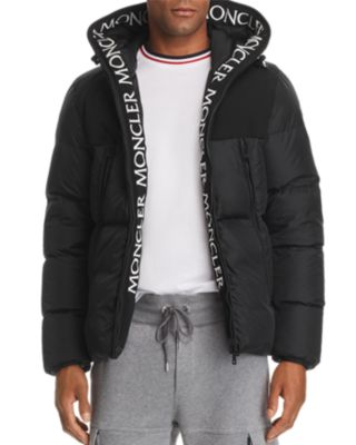moncler montclar logo trim down jacket bloomingdale s rh bloomingdales com
